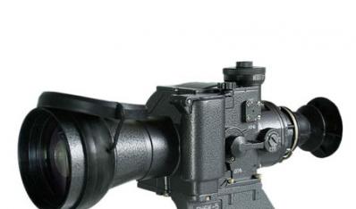 【夜视】俄罗斯军用昼夜两用瞄准镜PN6K-5